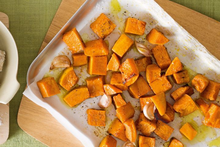 Image result for pumpkin in the oven